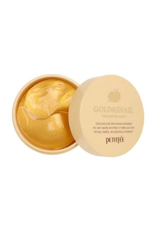Petitfee Gold & Snail Hydrogel Eye Patches