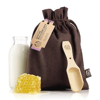 The Body Shop Egyptian Milk & Honey Bath Powder