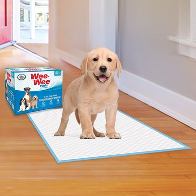 Four Paws Wee-Wee Standard Puppy Pads (150 Count)