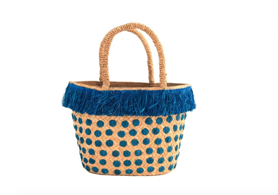 The 11 Best Straw Bags For Every Summer Occasion