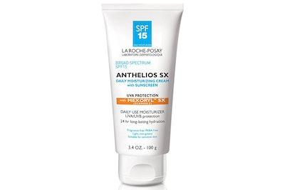 La Roche-Posay Anthelios SX Daily Face Sunscreen Moisturizer, SPF 15