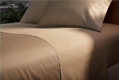 Bed Sheets With Pure Aloe Vera Treatment