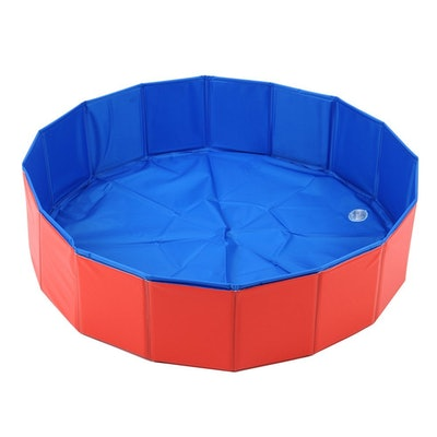 Lalawow SO COOL Foldable Pet Swimming Pool Bathing Tub