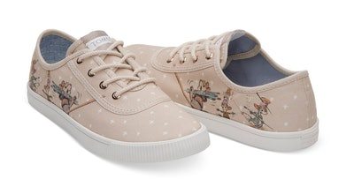 Taupe Gus & Jaq Women's Carmel Sneakers