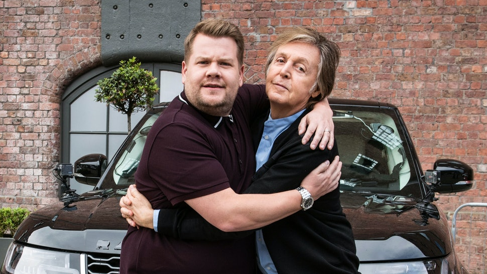 How To Watch The Late Late Show With James Corden In The Uk