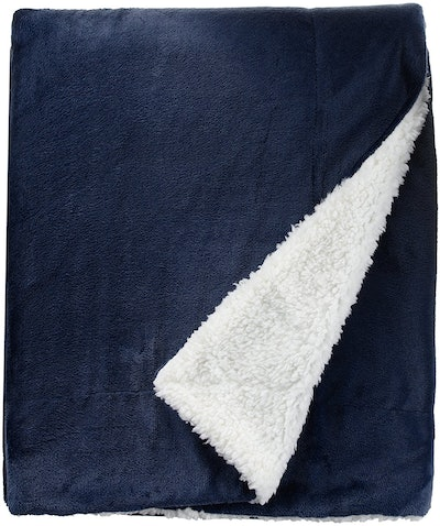 Northpoint Cashmere Velvet Reverse To Cloud Serpa Throw