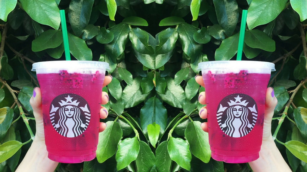 How Much Caffeine Is In Starbucks Mango Dragonfruit Refresher Its