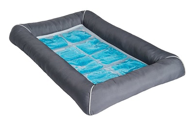 Pet Therapeutics Pet Theracool Cooling Gel Pet Bed