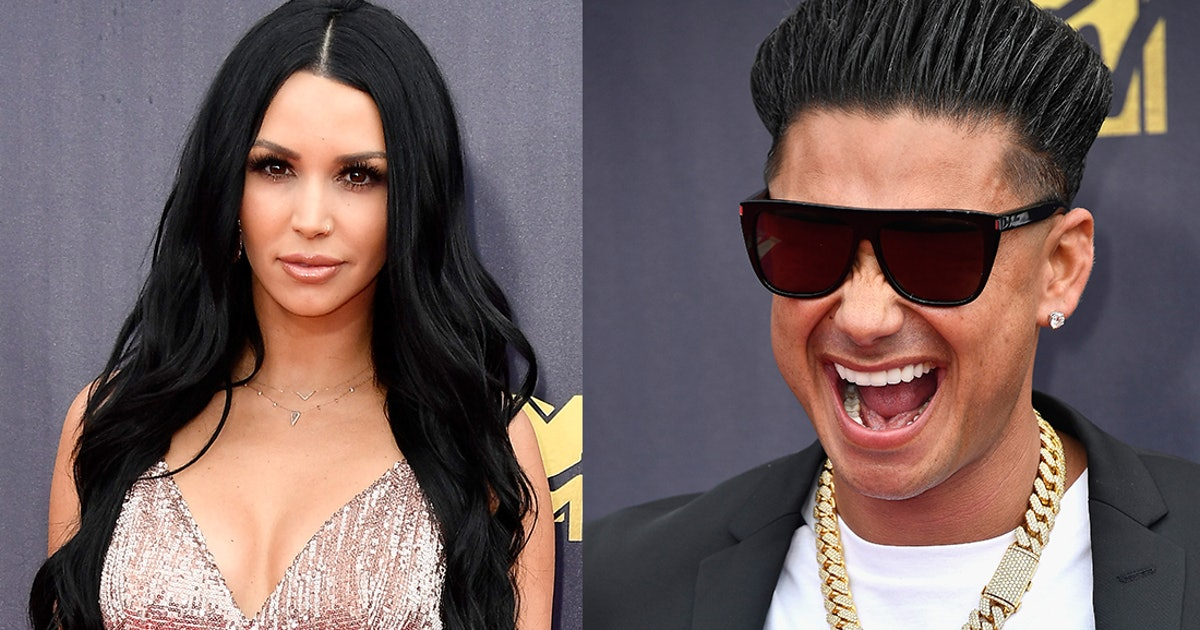 whos pauly d dating 2018