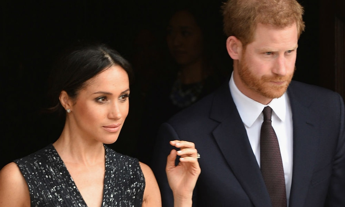 Meghan Markle & Prince Harry's Reaction To Thomas Markle's Tell-All Interview Is Not Good
