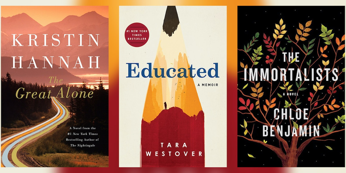 Amazon's 10 Best Books Of The Year So Far Are Perfect For Your Summer Reading Plans