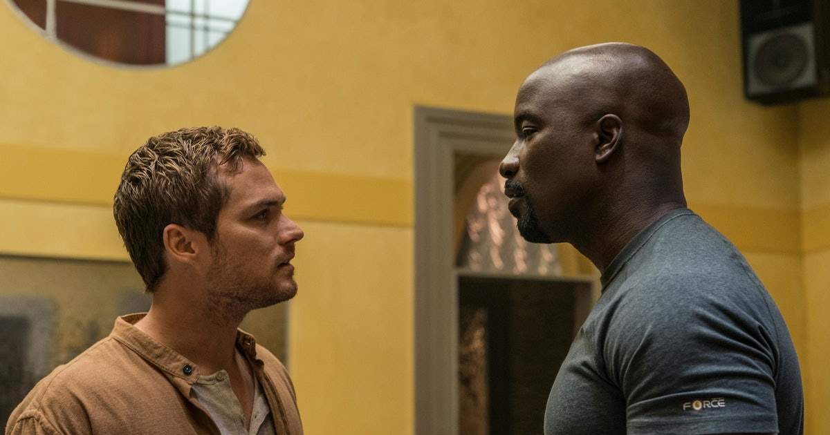 Which 'Luke Cage' Episodes Is Danny In? Season 2 Is Bringing The Iron Fist T...