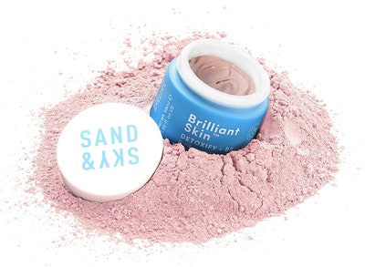 Sand & Sky Australian Pink Clay Mask