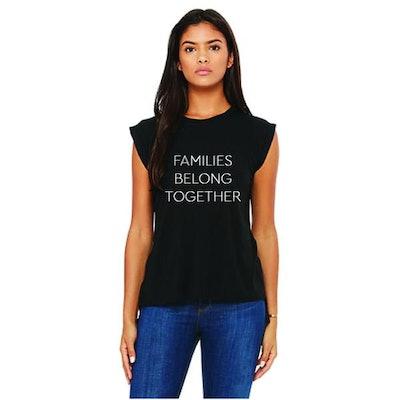 'Families Belong Together' Women's Tee