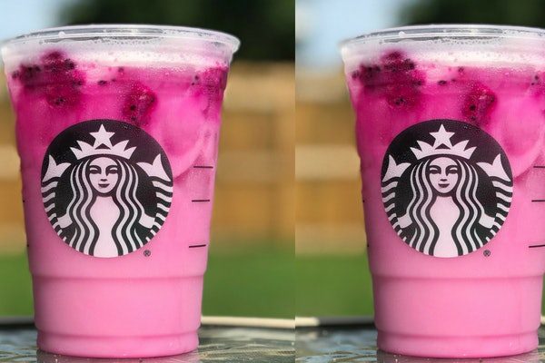 Here's what's in the Dragon Drink from Starbucks.