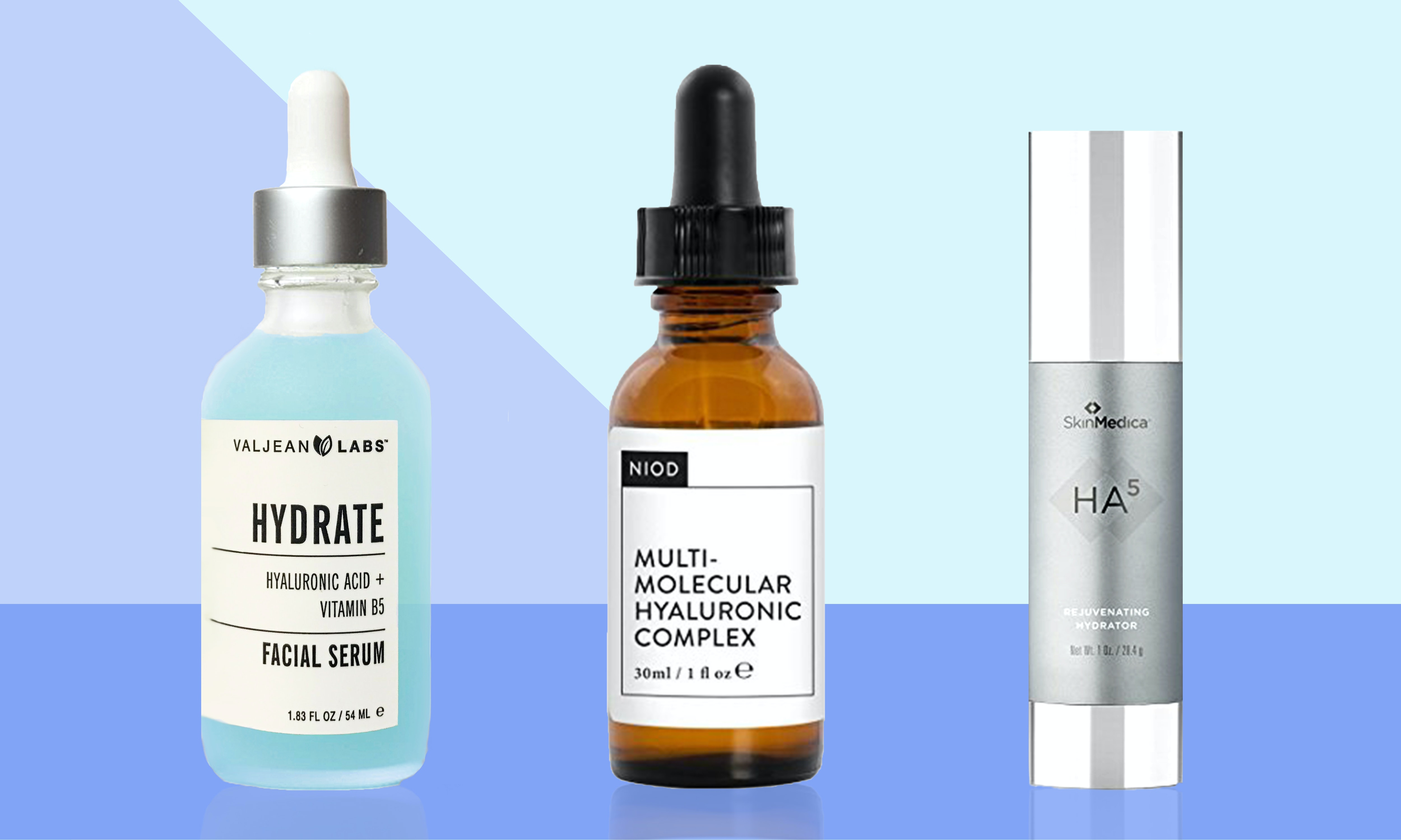 The 3 Best Hyaluronic Acid Serums