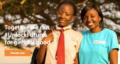 Donation To The Campaign For Female Education (CAMFED)