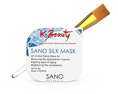 Korean Sano Silk Mask