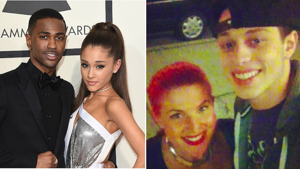 Who is dating ariana grande now on may 25
