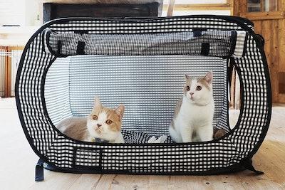 Necoichi Portable Cat Cage