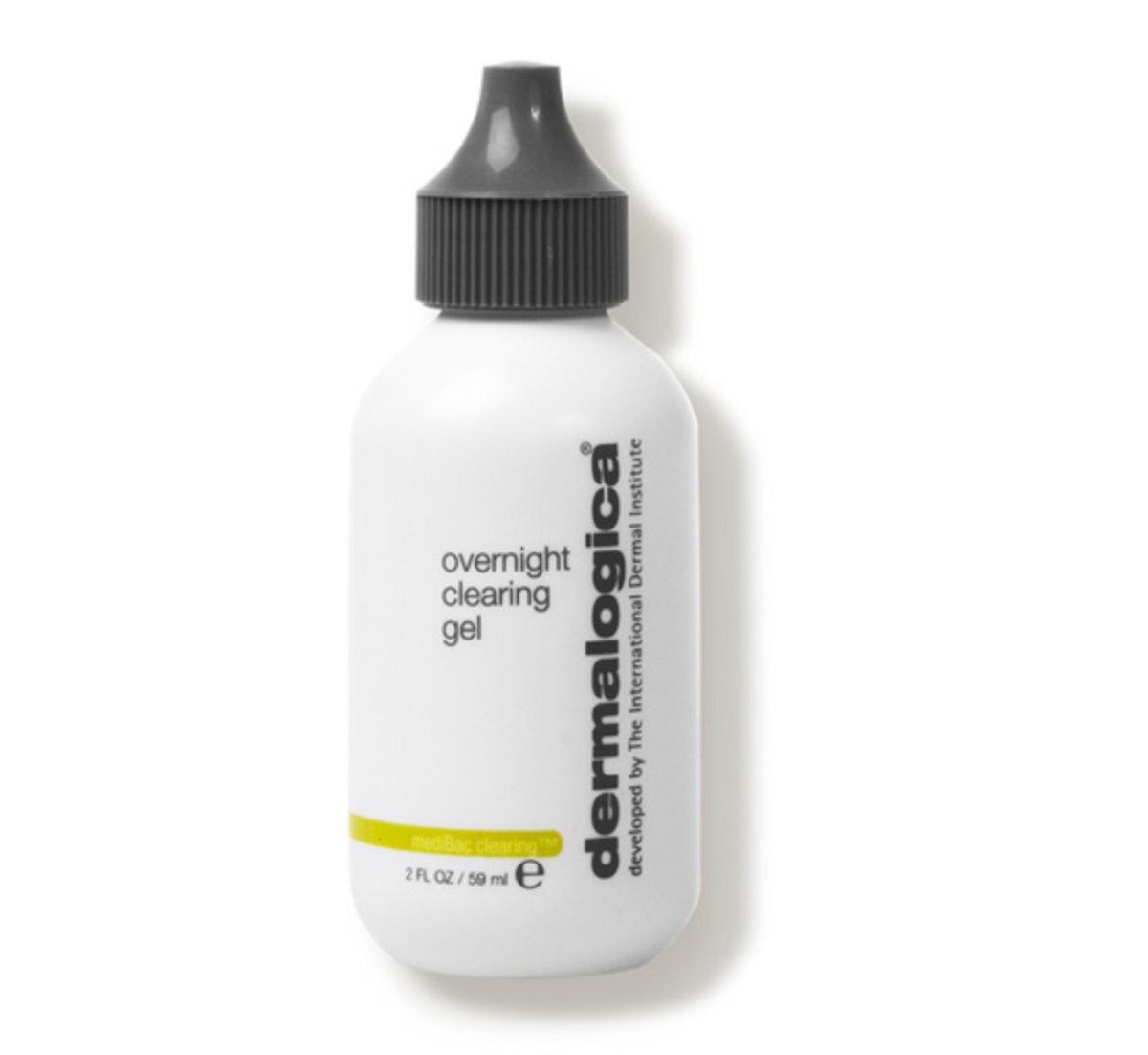 Dermalogica MediBac Clearing Overnight Clearing Gel (1.7 oz.)