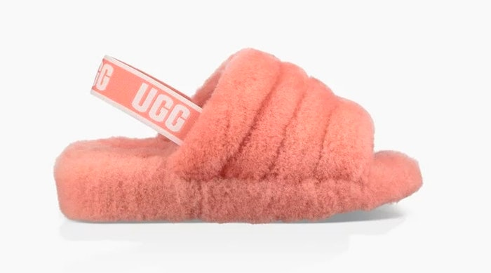 Ugg's Fluff Yeah Slides Are The Summer Statement Shoes You've Been Waiting For