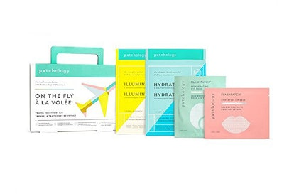 Patchology On The Fly Multi-Masking Travel Skincare Kit