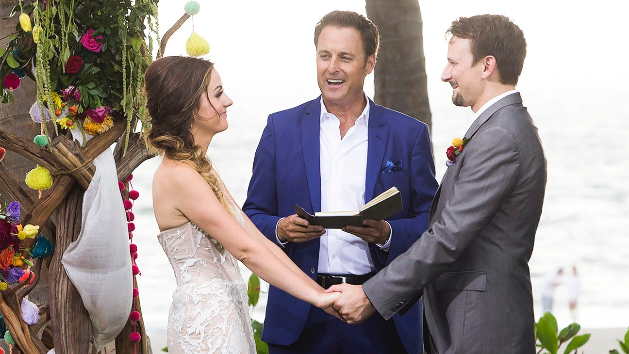 Who is chris hookup from bachelor pad