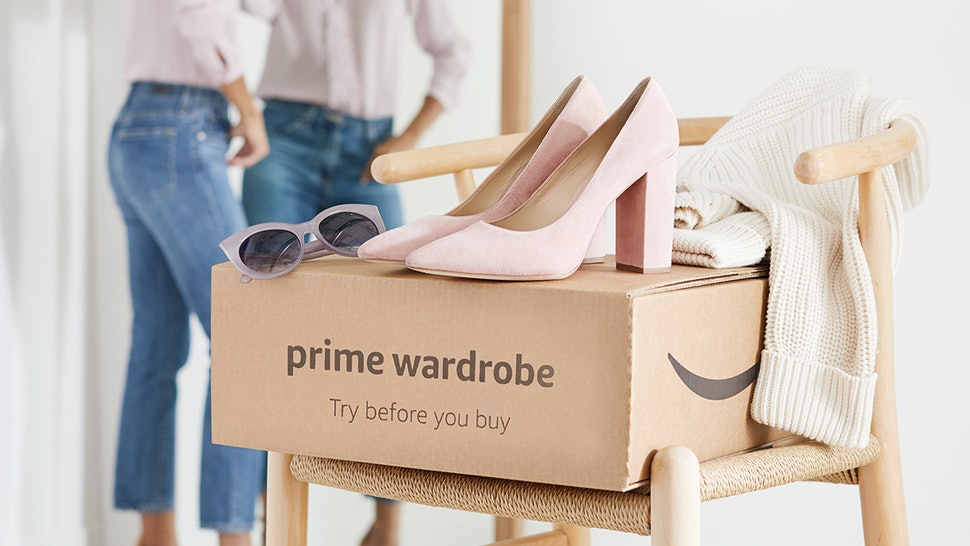 d99f89465 What Is Amazon Prime Wardrobe? The Service Lets You Try On Clothes Before You  Buy — And There's No Catch