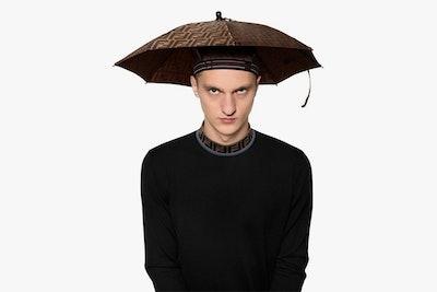Headband Umbrella