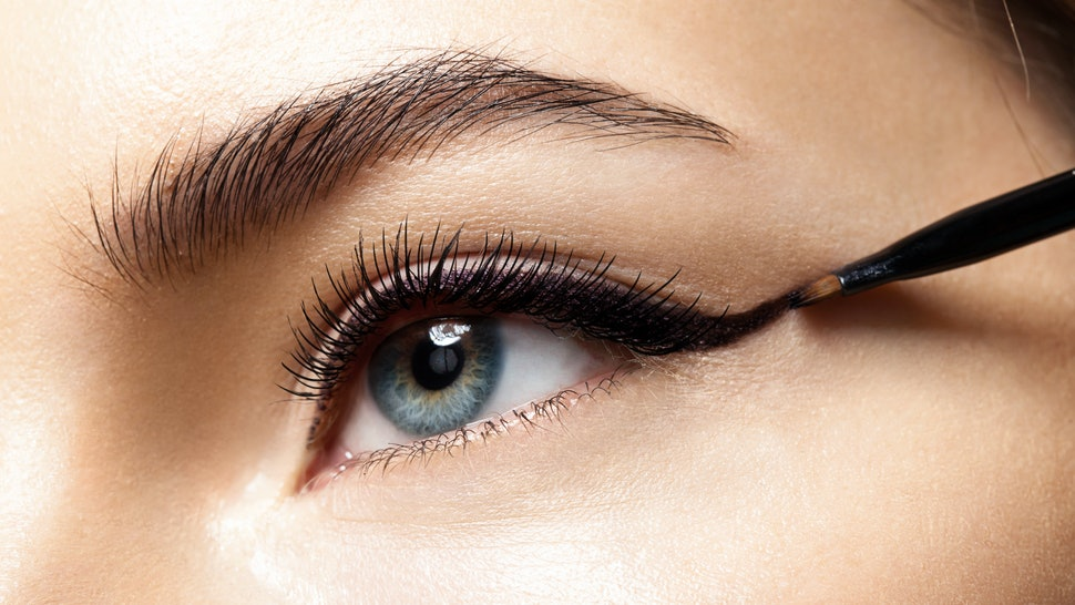 The Best Eyeliners For Lash Extensions