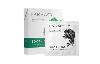 Farmacy Hydrating Coconut Gel Mask (3-Pack)