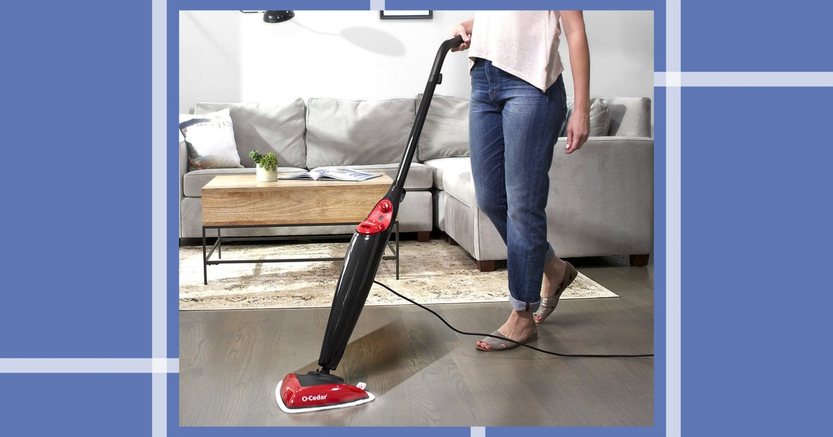 The 5 Best Steam Mops For Hardwood Floors