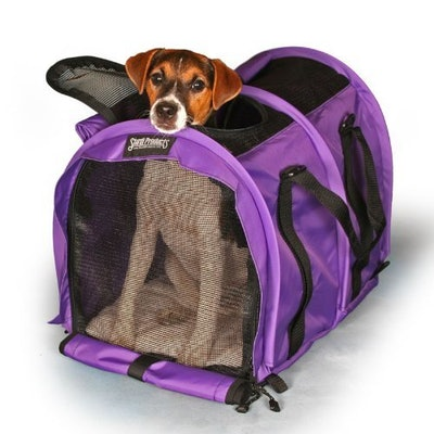 Sturdi Products Extra Large Flexible Height Pet Carrier