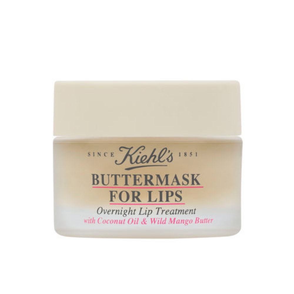This Kiehls Buttermask For Lips Review Will Make Your Lipstick Look Baby Lip Balm So Much Better