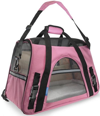 Paws & Pals Soft Sided Kennel Pet Carrier (Large)