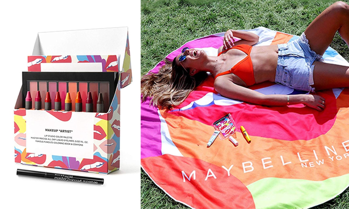 These Maybelline Makeup Kits Will Make Your Summer Fridays