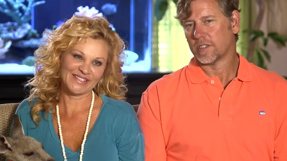 "TLC's ""Our Wild Life"" Bobbie Jo and Jerry Abrams"