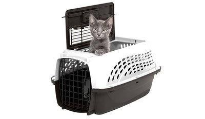Petmate Two-Door Top-Load Kennel