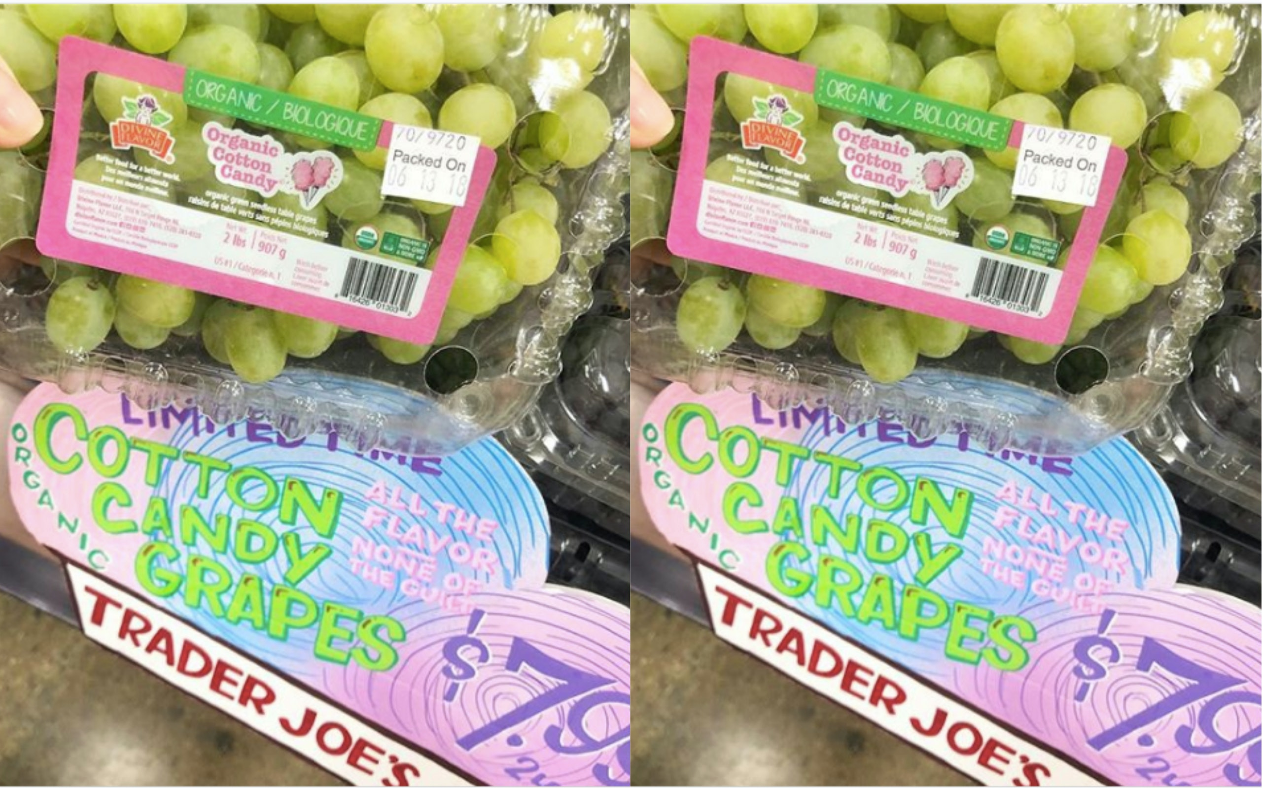 COTTON CANDY GRAPES NEAR ME