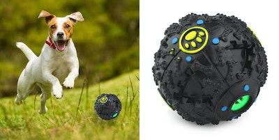 Furry Fido Interactive Dog Ball