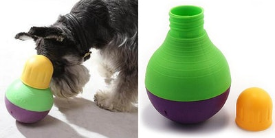 StarMark Bo-A-Lot Interactive Dog Toy