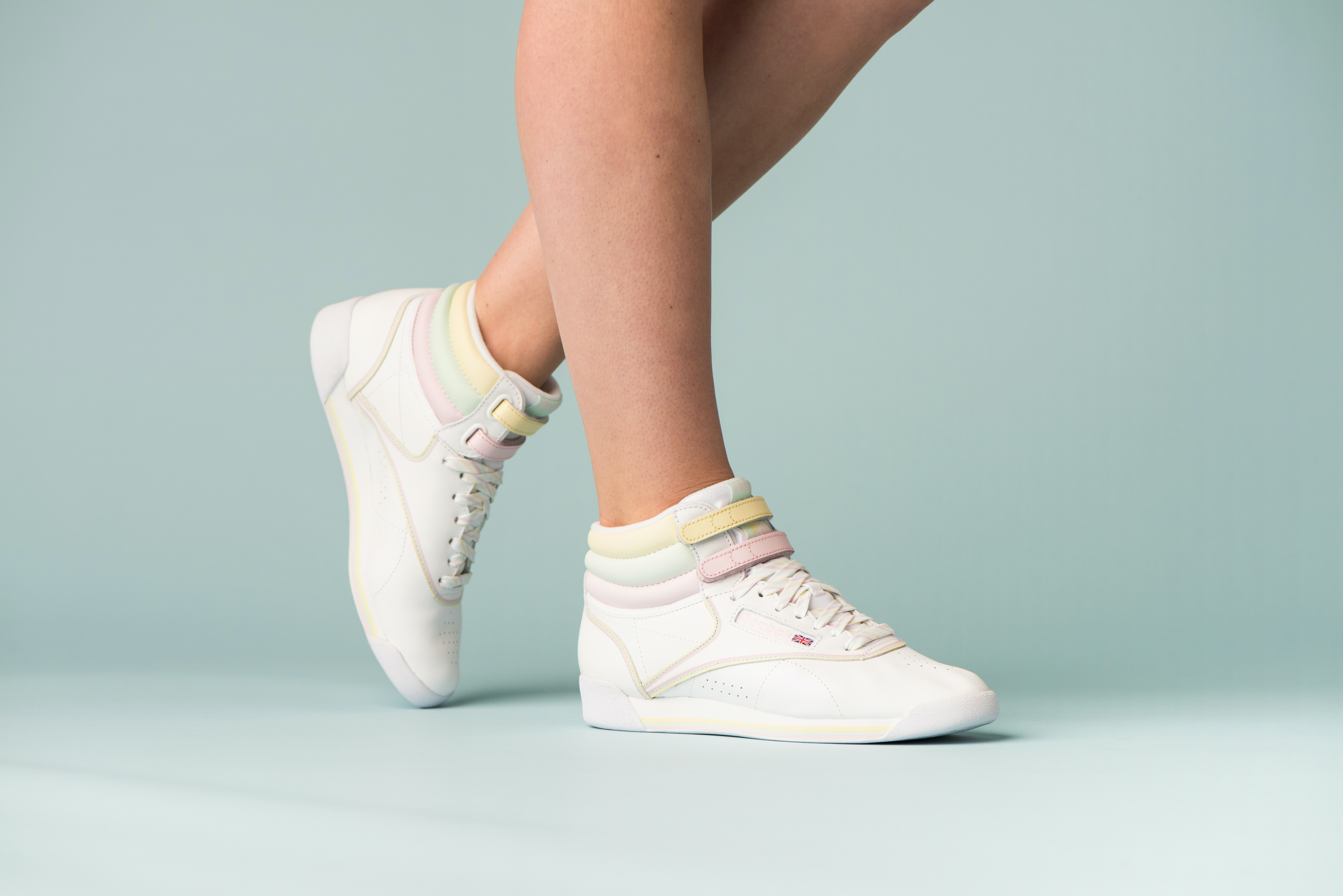What s In The Reebok x  GLOW  Shoe Collection  The  80s Are Totally Back 670dfaebb
