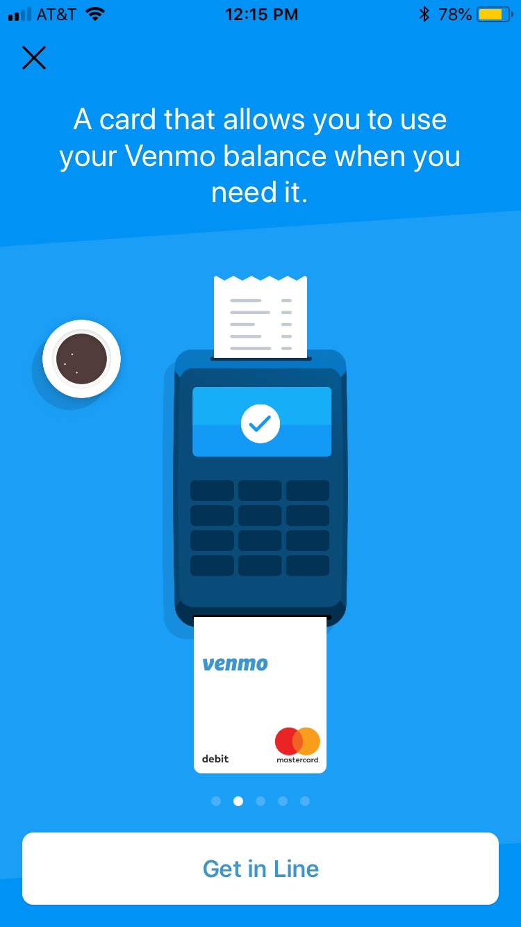 Here's How To Get The Venmo Card, So You Can Pay For Dinner