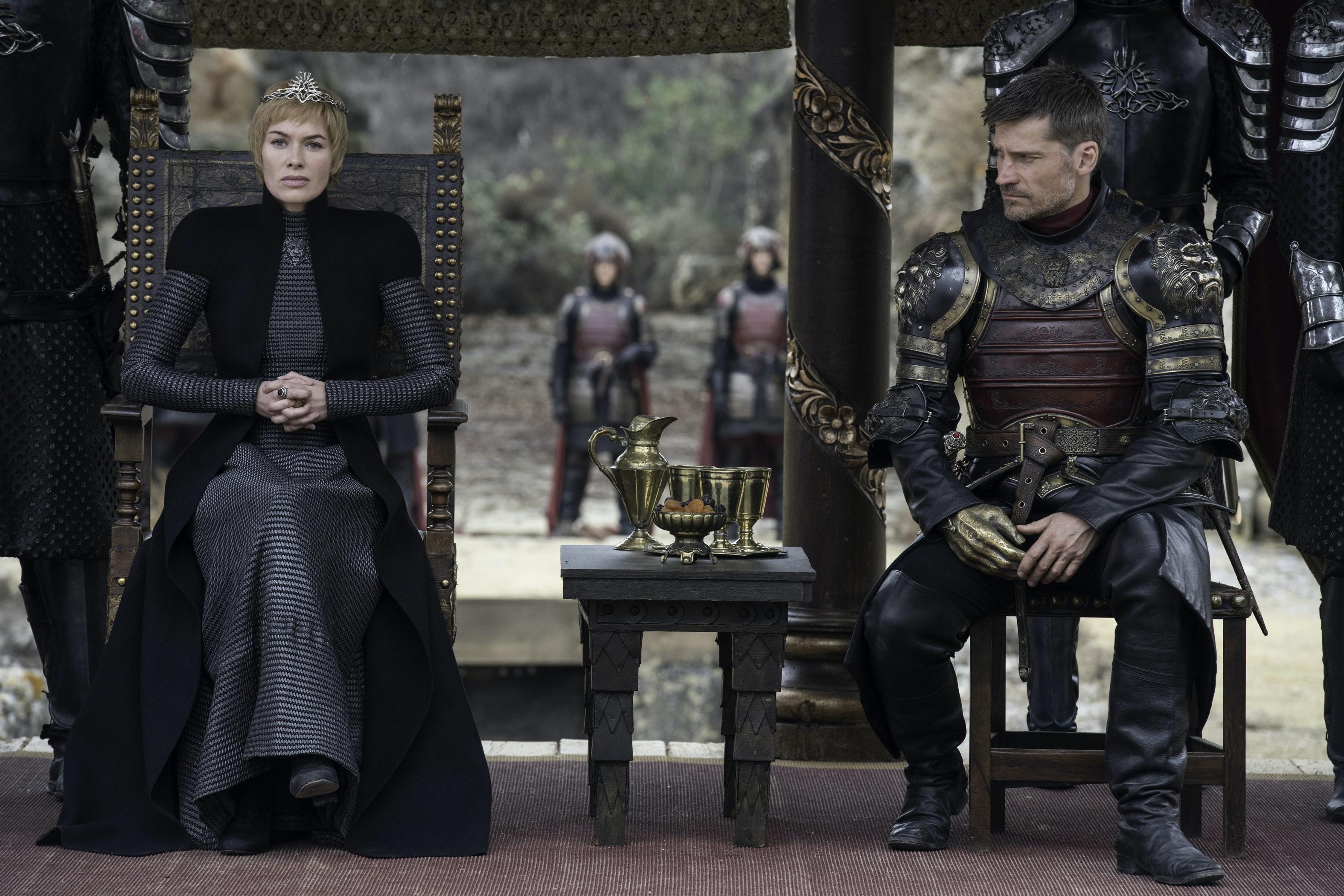 Resultado de imagen para game of thrones season 8 cersei