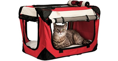 PetLuv Soothing Happy Pet Premium Soft-Sided Carrier