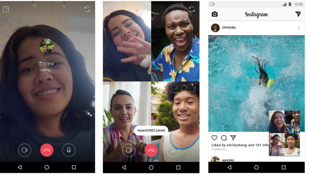 Here's How To Use Video Chat On Instagram Direct To Call Your
