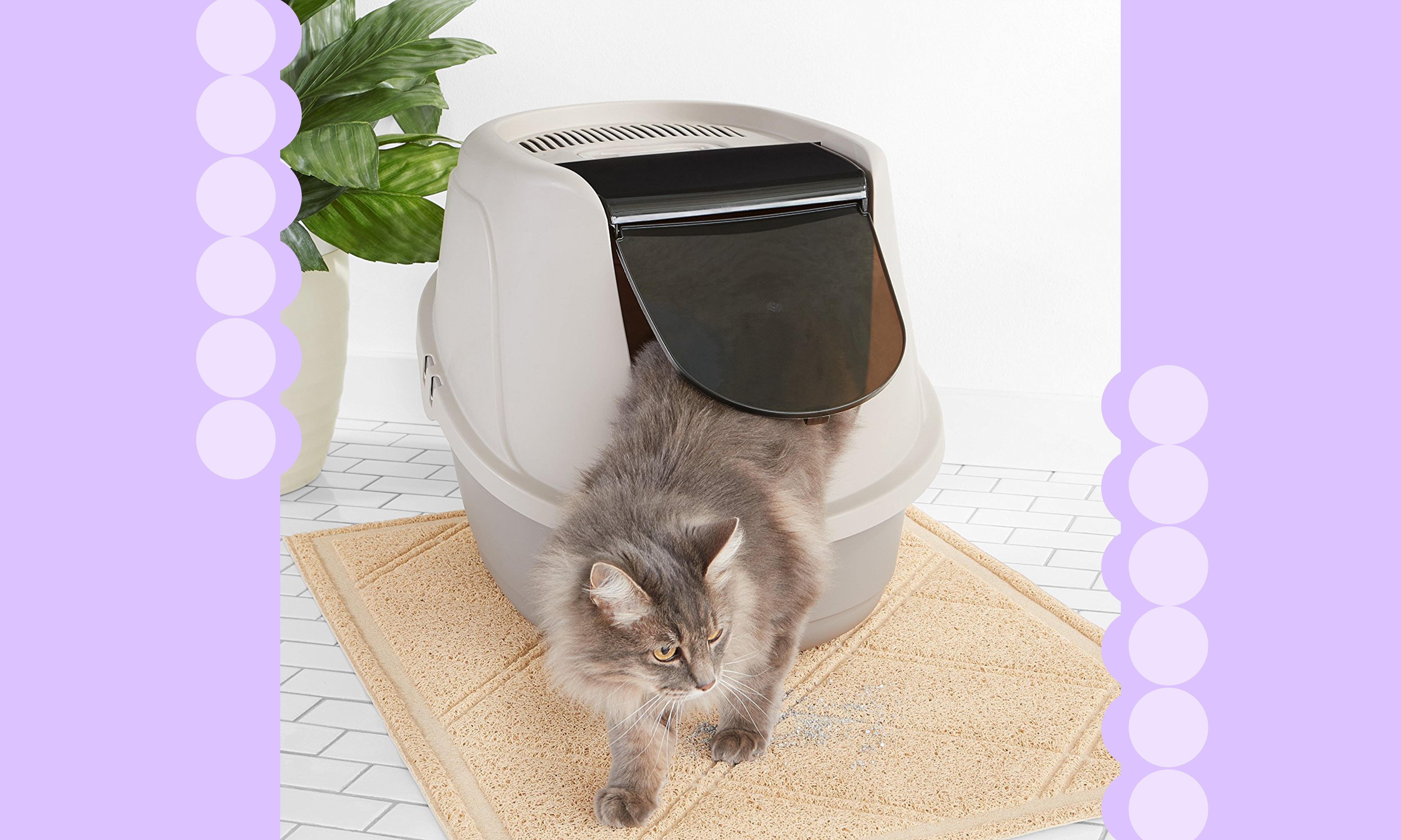 cat pcr rated size in mats amazon catches mesh customer mat litter com xl best reviews helpful