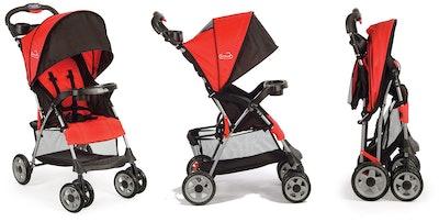 Kolcraft Cloud Plus Lightweight Stroller
