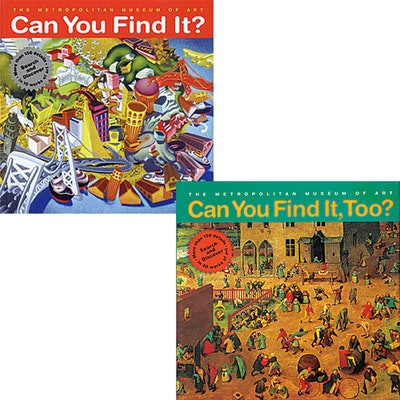 'Can You Find It?' Book Set by Judith Cressy